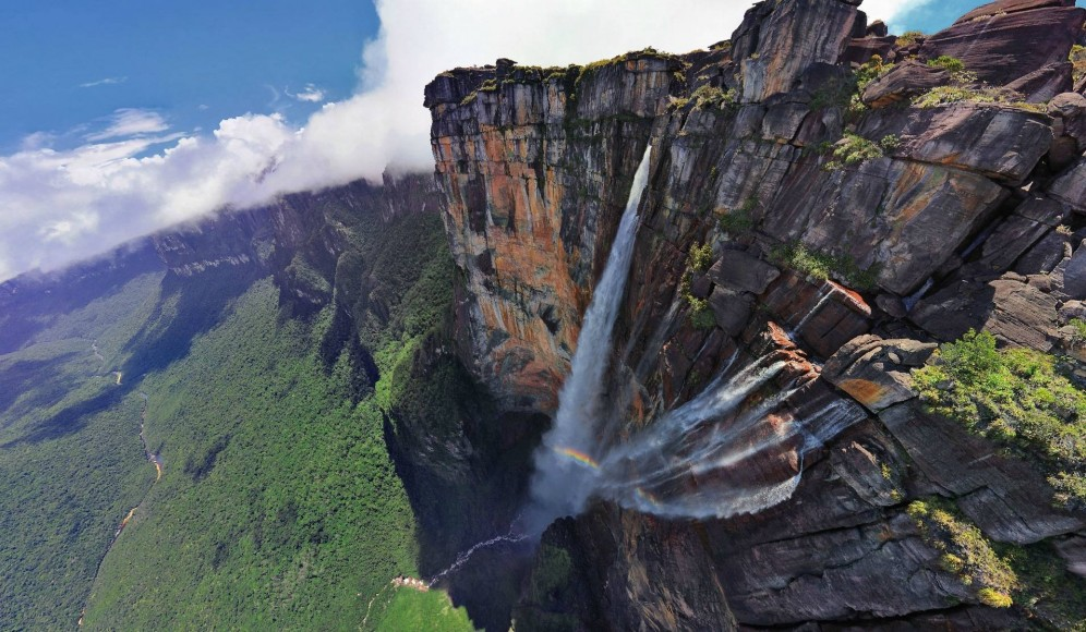 breath-taking-view-of-angel-falls