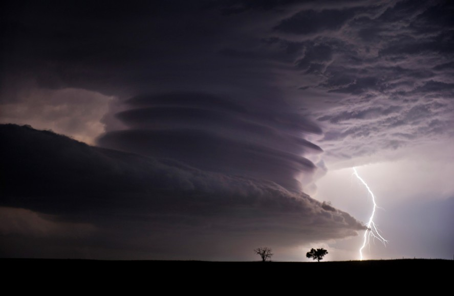 Stacked Supercell