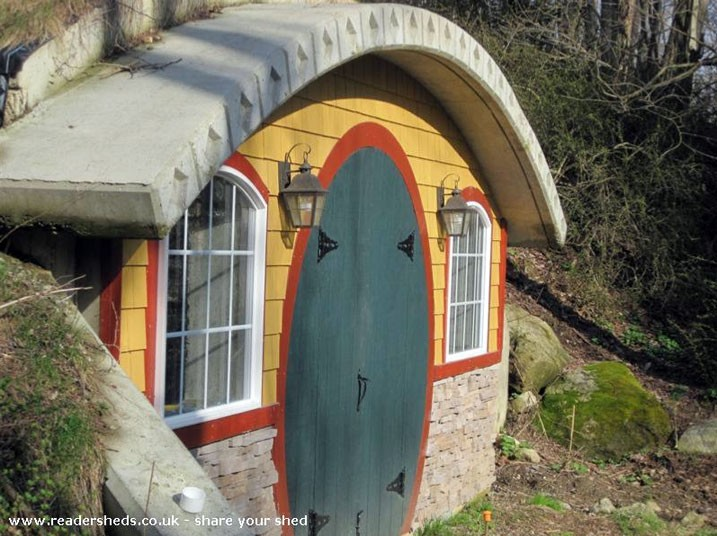 Amazing Shed Designs Cool Things Collection Uk Lifestyle Blog