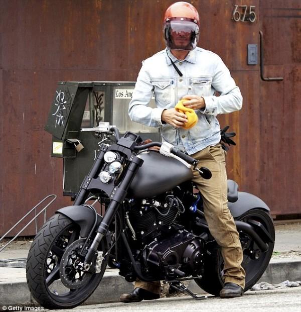 Beckham-Motorbike