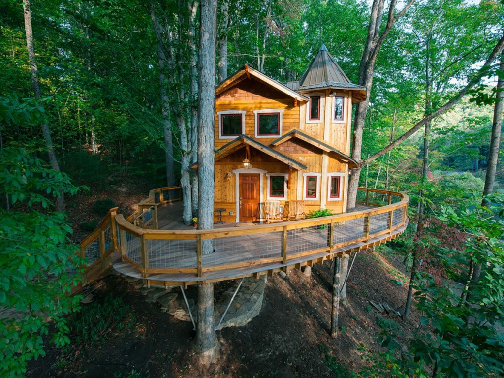 Cool Treehouses From Around The World