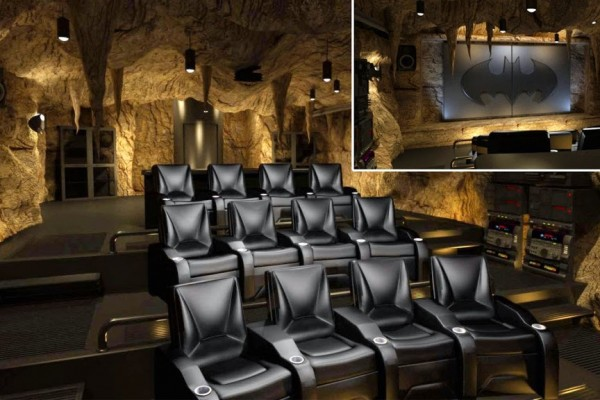 Bat-Cave-Cinema