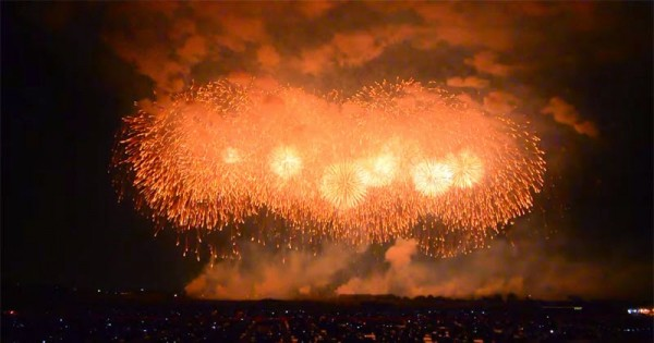 largest-firework-ever-video-japan-2014