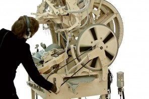 Marvellous Musical Marble Machine