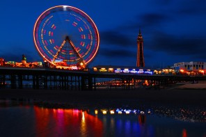 4 adventurous things to do when in Blackpool