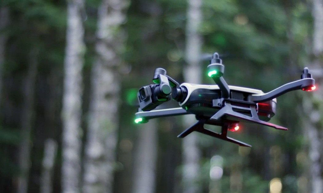 New GoPro Drone Is A Game Changer
