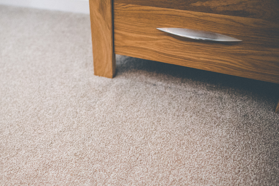 Carpet after using Bissell carpet cleaner and also Oxy Pro spray which deserves a special mention below - carpet stains gone, clean and smelling real nice!