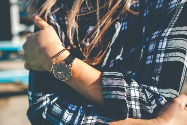rose gold screw bracelet from Opesrobur.com