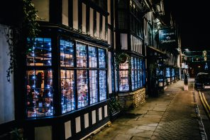 Christmas in Stratford Upon Avon