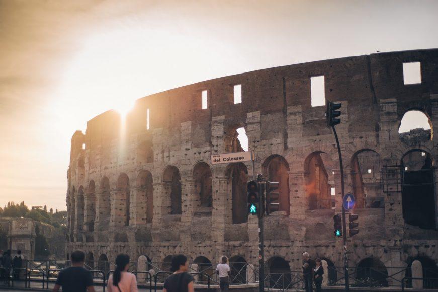 Weekend Break in Rome