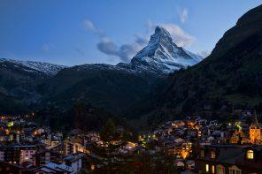 Top Three Best Ski Resorts in Europe