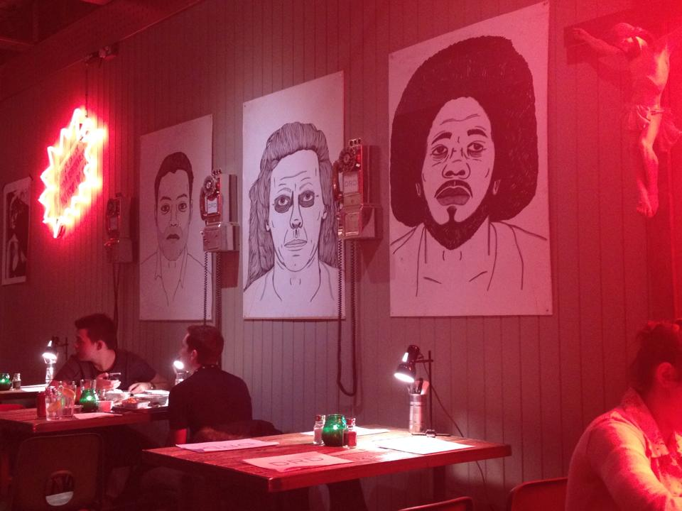 Death Row Diner, Liverpool