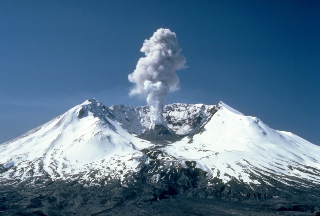 Mount St. Helens,