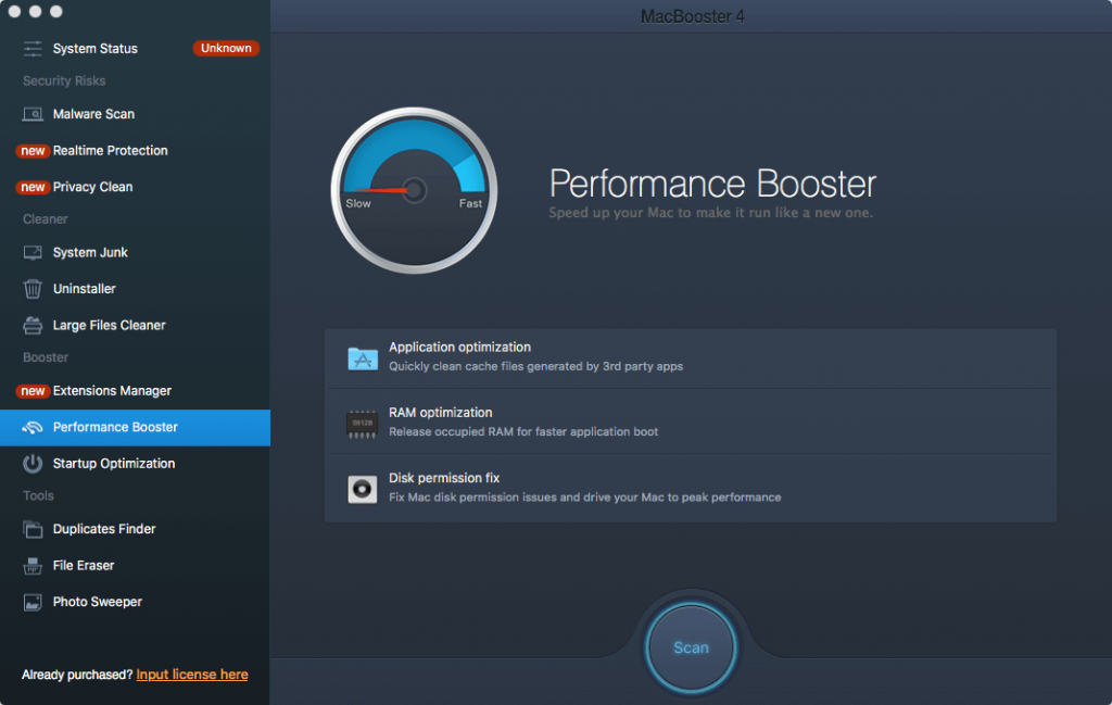 MacBooster-