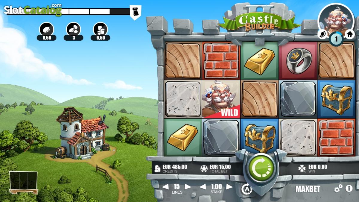 Castle Builder II - Mobil6000