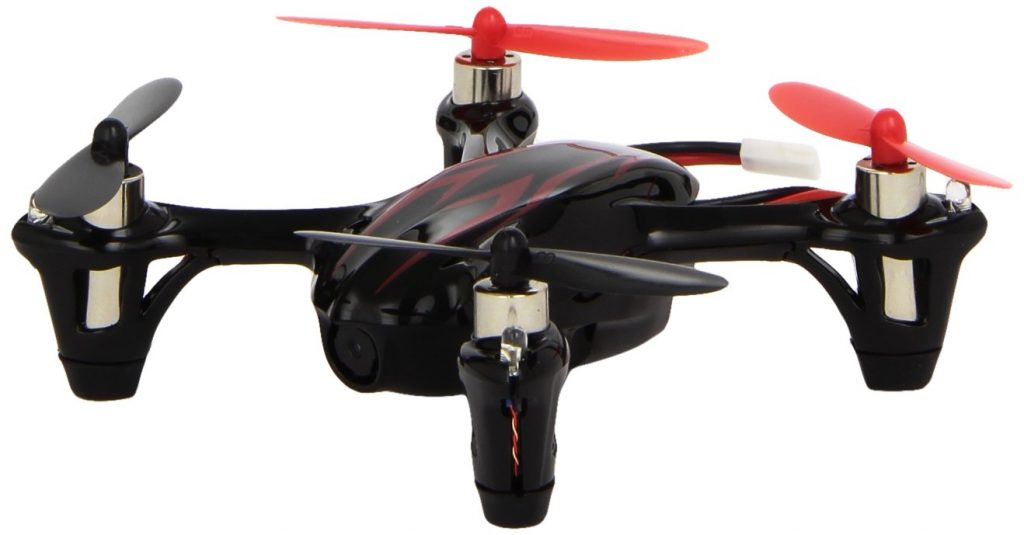 Hubsan X4 Micro Quadcopter With Camera