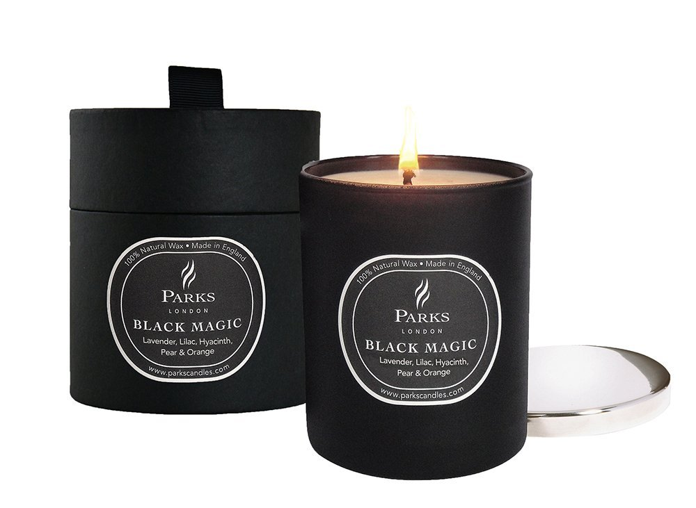 Black Magic Candle by Parks London