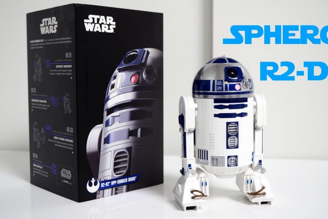 Coolest Gadget In 2017? Our Vote Goes To R2D2 App Enabled Droid by Sphero