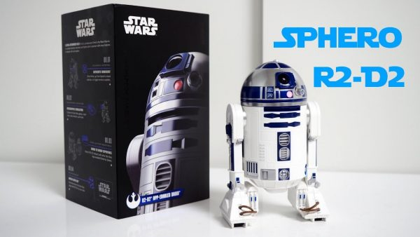 R2D2 App Enabled Droid by Sphero