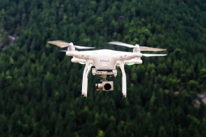 Yorkshire Water using drones to spot leaks