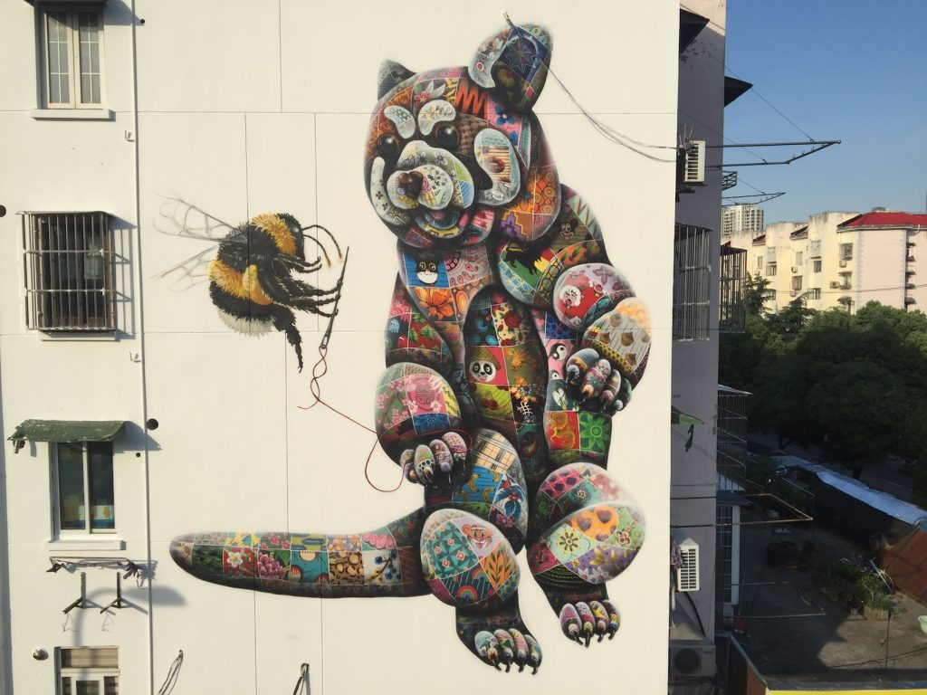 Louis Masai, Red Panda, Shanghai