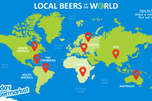 Local Beers Of The World