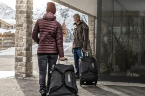 Thule Rolling Duffle Travel Bag Review